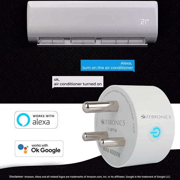 zebronics zeb sp 116 smart wi fi plug 2