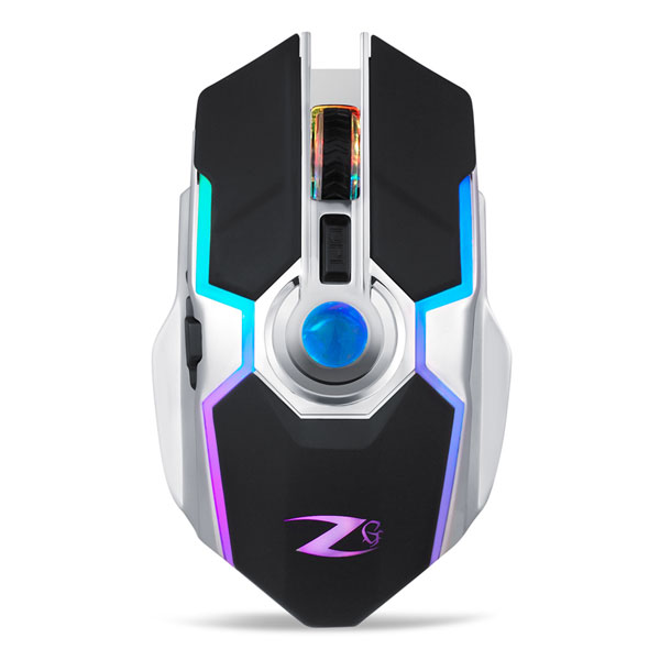 zoook terminator rechargeable wireless mouse 5