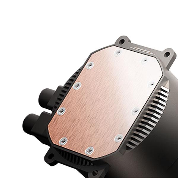 Gamdias Chione E2-120 Lite ARgb 120mm AIO Liquid Cooler
