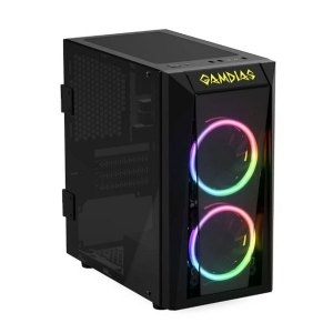 Gamdias TALOS E1 Lite Mini Tower Gaming Cabinet Computer Case
