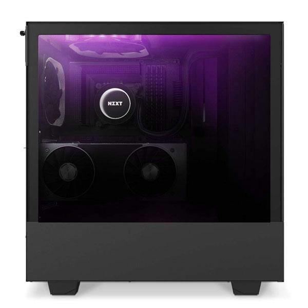 nzxt h510 elite matte black gaming cabinet 2