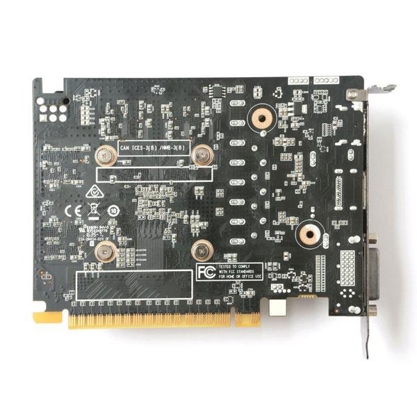 zotac 1050ti mini 4gb graphic card 6