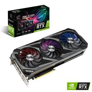 Asus ROG Strix RTX 3080 Gaming OC 10GB Graphics Card ROG-STRIX-RTX3080-O10G-GAMING