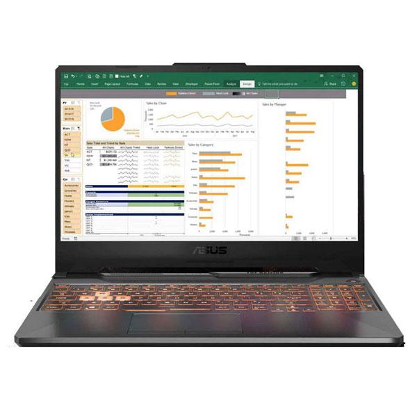 Asus TUF Gaming A15 AMD Ryzen 7 10th Gen Gaming Laptop FA566QM-HN087TS