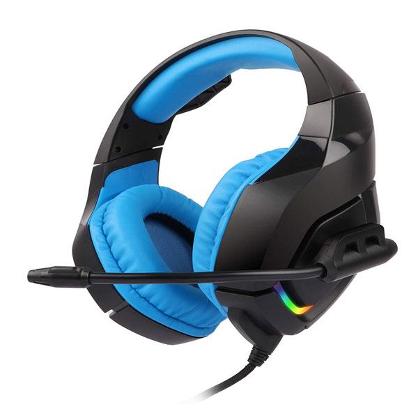 zebronics Zeb-Rush Premium Gaming Headphone with RGB Lights