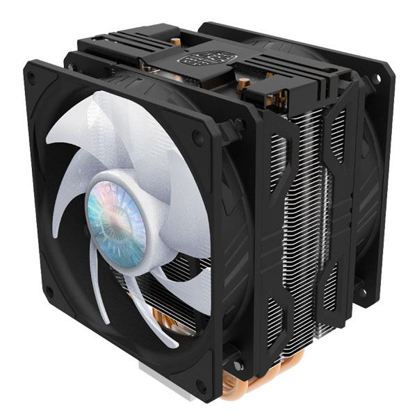 cooler master hyper 212 led turbo argb cpu cooler 5