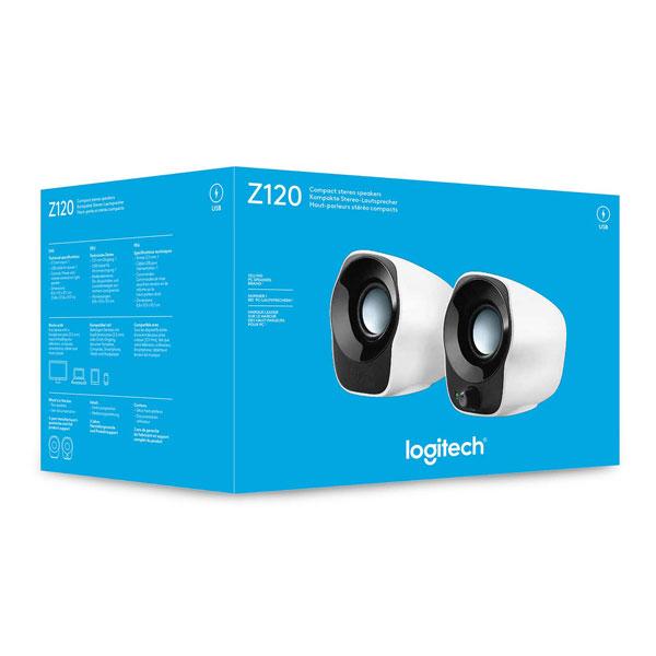 logitech z120 stereo speaker 5