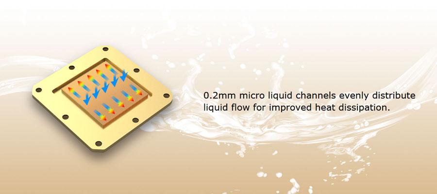SilverStone PF120-ARGB All in One 120mm CPU Liquid Cooler