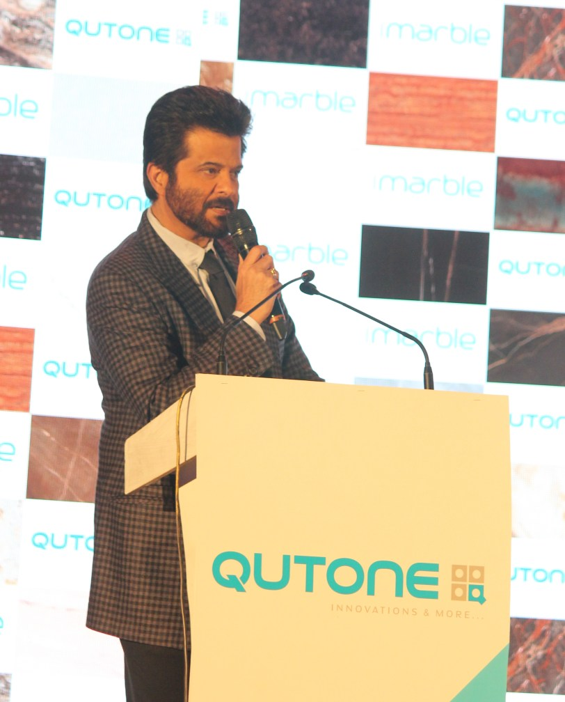 Anil Kapoor at Qutone I marble launch