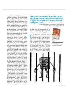India Legal Magazine |2014