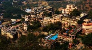 The Neemrana Fort Palace Hotel