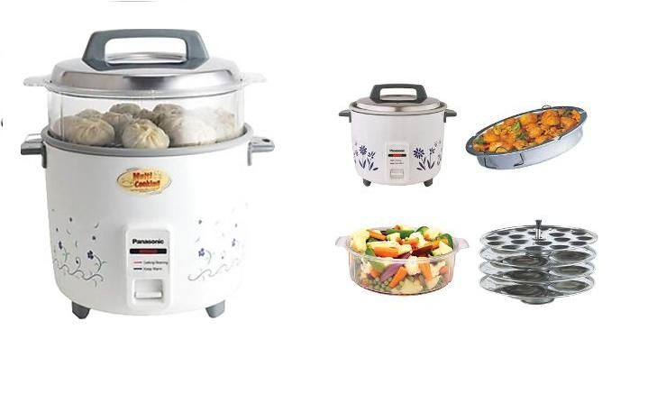 Electric Rice Steamer ~ Panasonic electric rice cooker review worth the buy