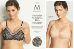 Best nursing bras in India black or skin colour in cotton lace or stretch
