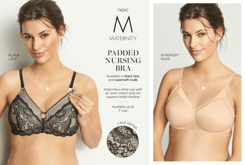 Top 10 brands for nursing bras in India