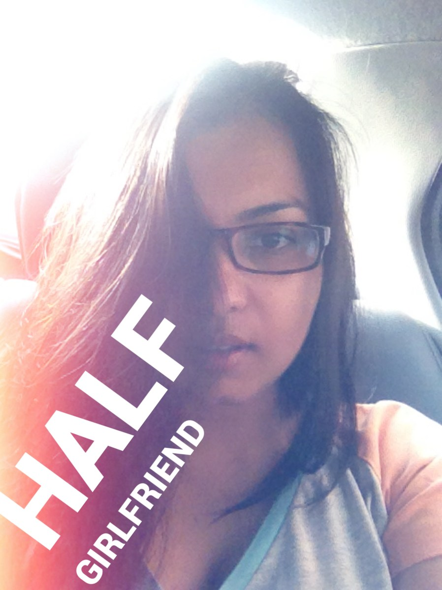 Every Girl's Story of a Half Girlfriend - Come fall in Love !