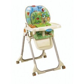 Fisher Price High Chair for feeding babies