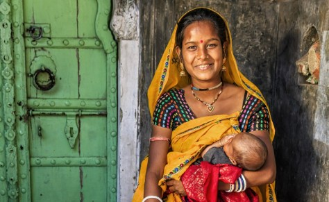 breastfeeding in Indian homes