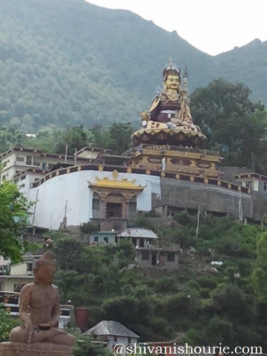 Buddha & Padmasambhava