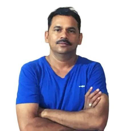 Bhana Ram: Marketing Director