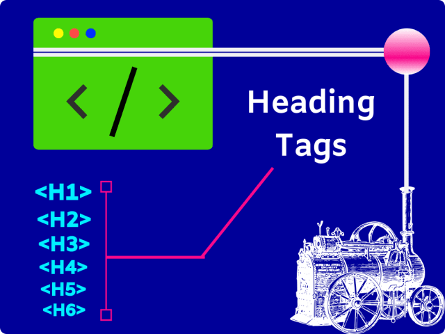 Heading Tags For SEO.