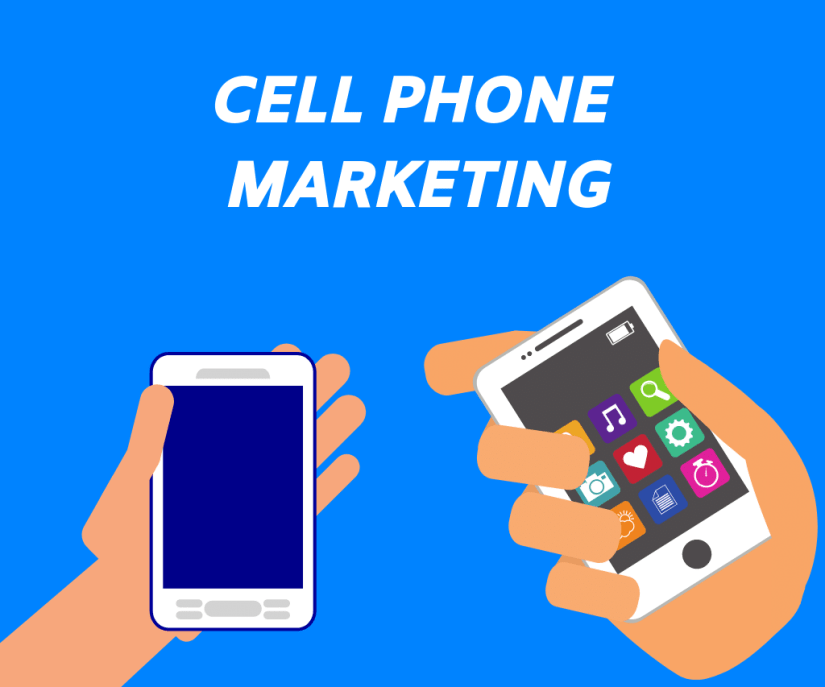 Cell phone marketing is another part of digital marketing that involves number of activities to get sales.