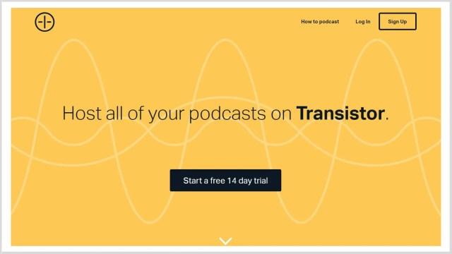 Podcasting hosting. Best podcast hosting you should try.