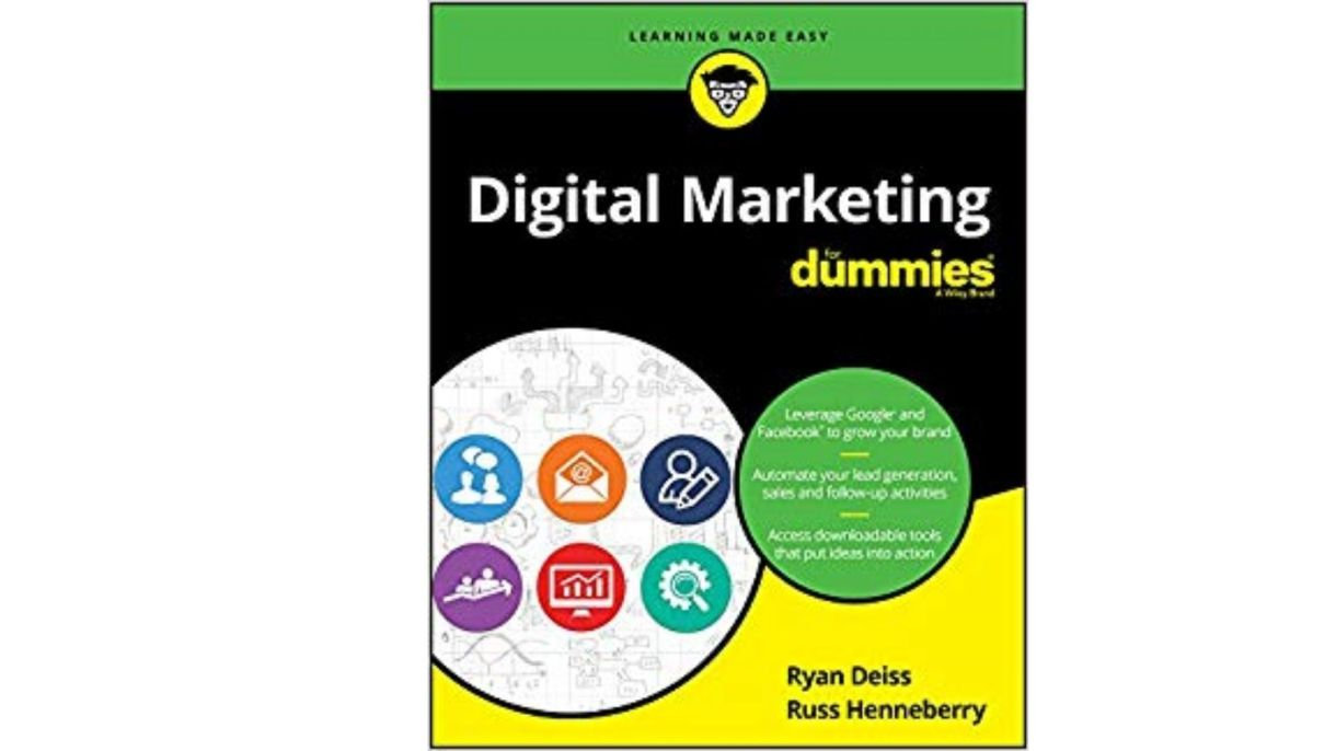 The best book on digital marketing by authors at DIgital Marketer.