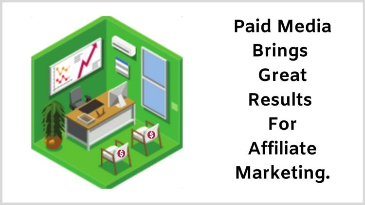 Not doing paid media is counted under affiliate marketing mistakes according to me. You should practice paid media for sure.