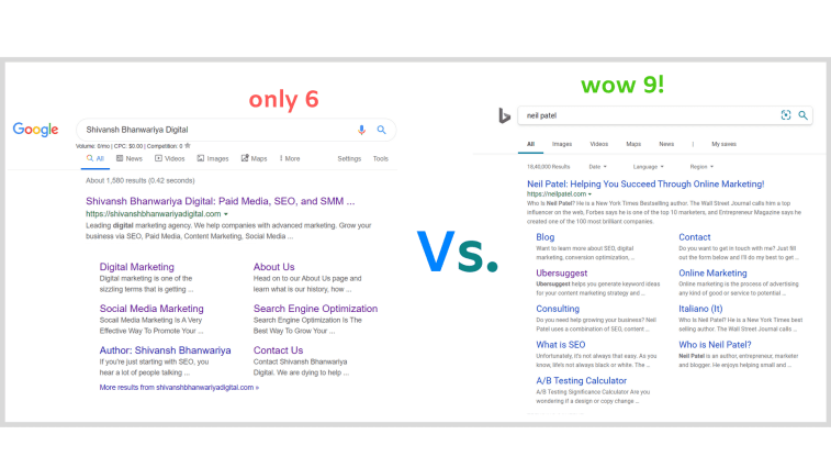 Doing Bing SEO matters because you get chances to build a better brand.