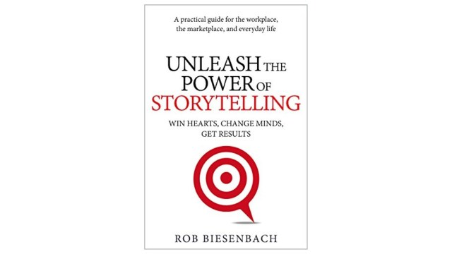Best storytelling book you need to push your business.