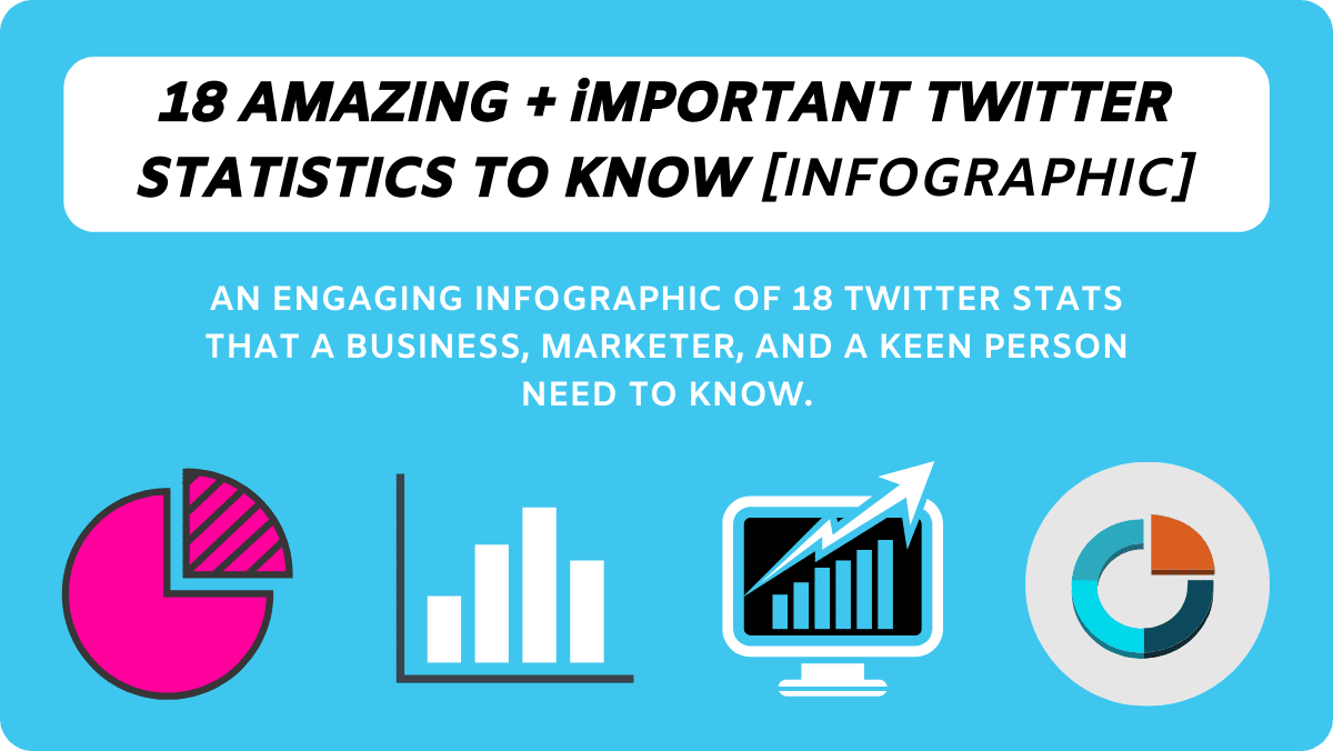 18 Twitter Statistics Every Person Needs To Know.