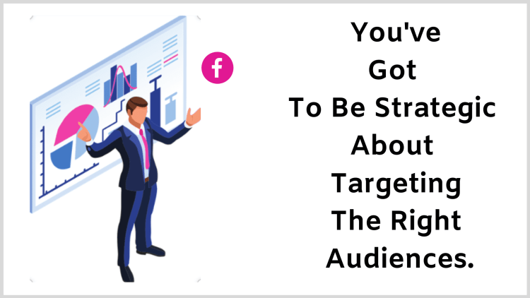 Facebook ads mistakes: you've gotta have perfect targeting to boost conversions or sales.