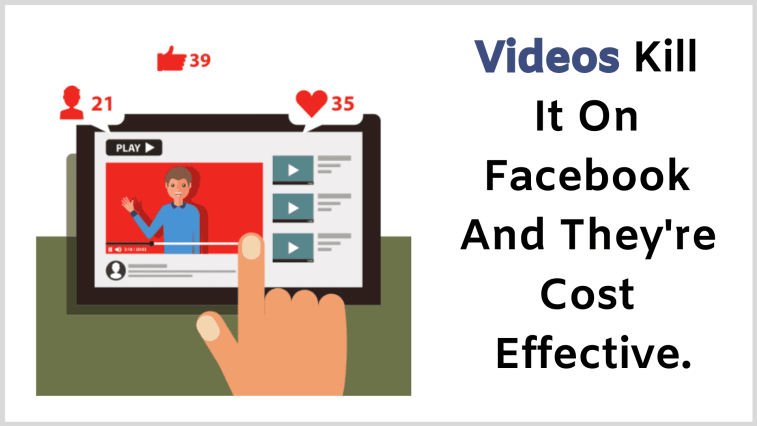 If you're not leveraging videos for Facebook ads, it's one of the worst Facebook ads mistakes.