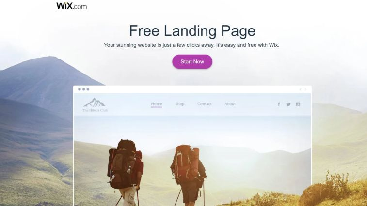 Landing page builder alternative to Unbounce