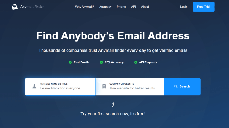 Best email finder tool