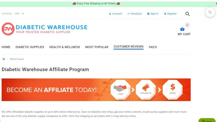 Best Diabetes Affiliate Programs