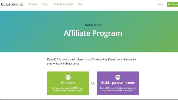 Top podcast affiliate programs that pay high commissions
