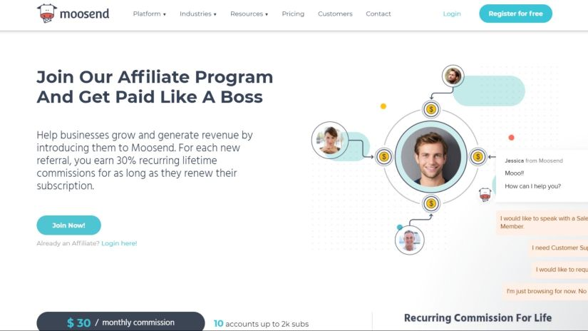 best email marketing affiliate programs