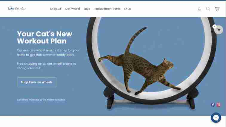 One Fast Cat Affiliate Program