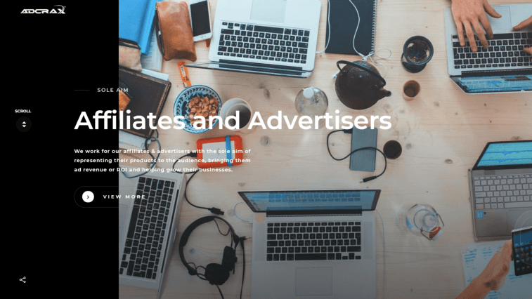 Affiliate Programs That Pay Daily: AdCrax