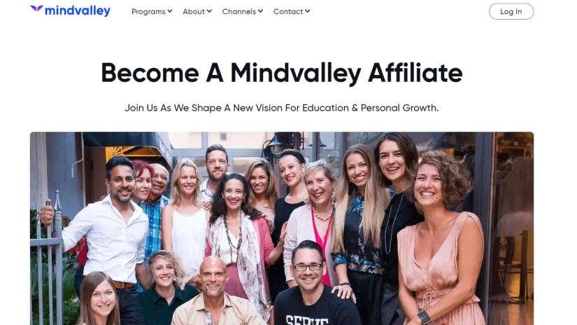 Best Self Help Affiliate Programs: Mindvalley