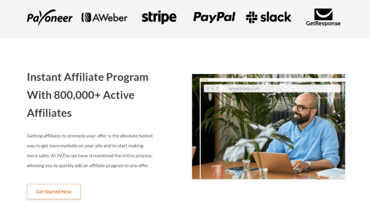 Affiliate Programs That Pay Daily: JVZoo