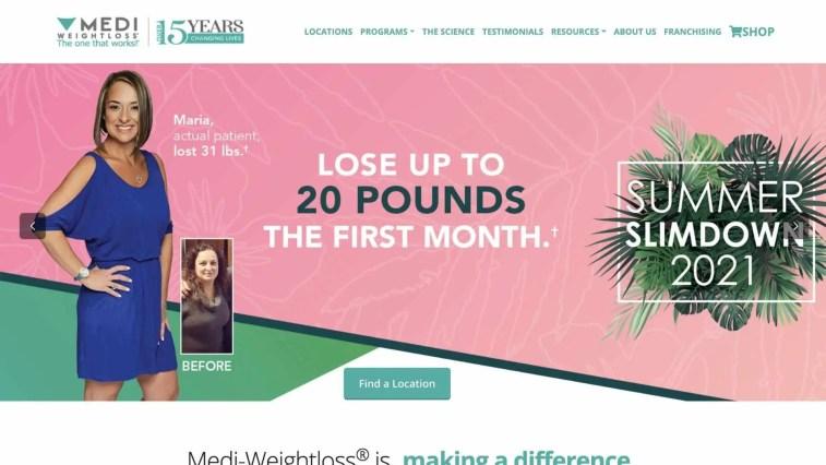 Medi Weight Loss affiliate program