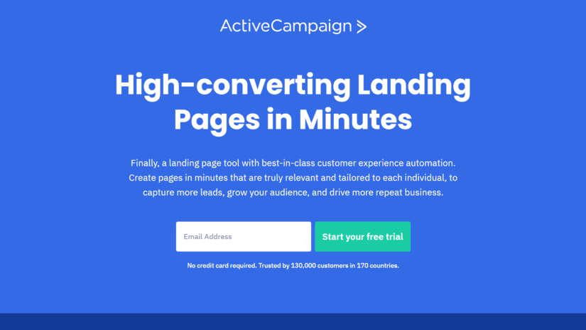 ActiveCampagin: Leadpages Alternatives
