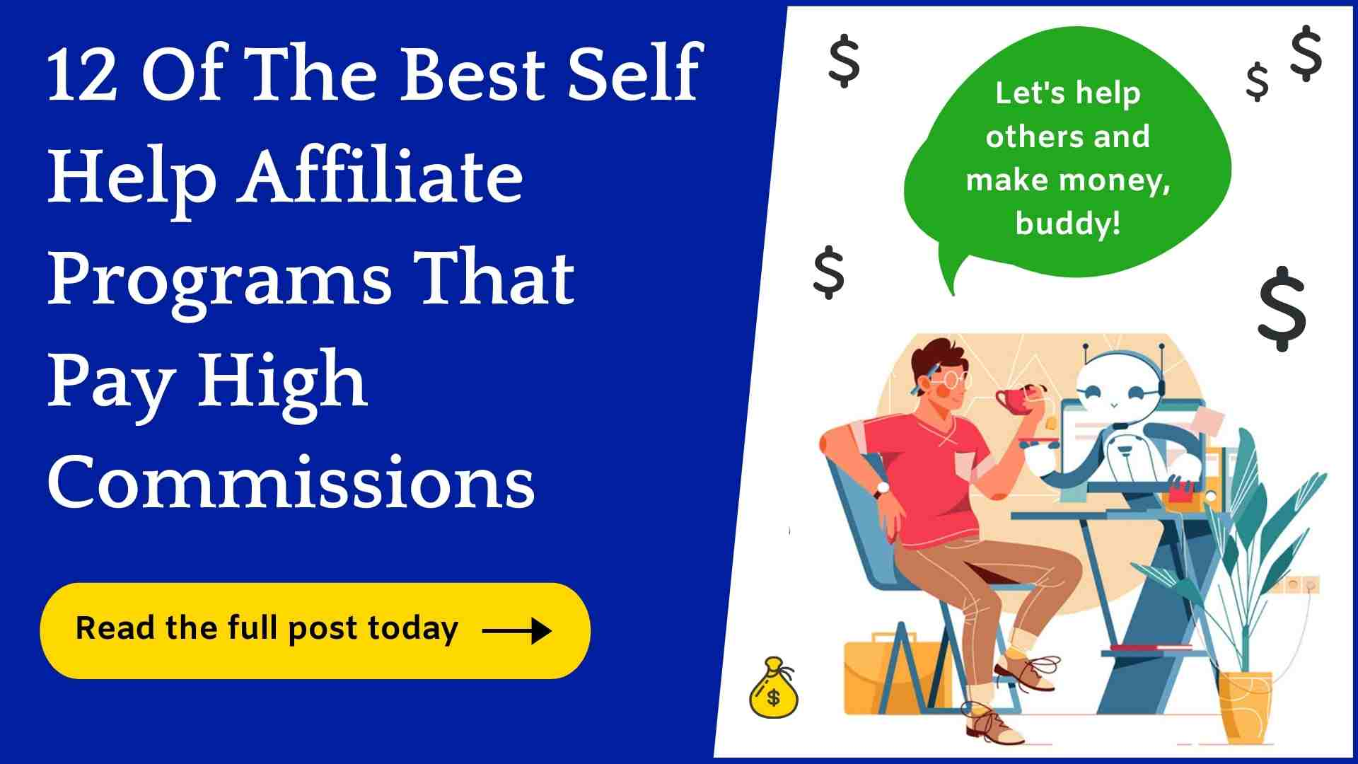 Best Self Help Affiliate Programs