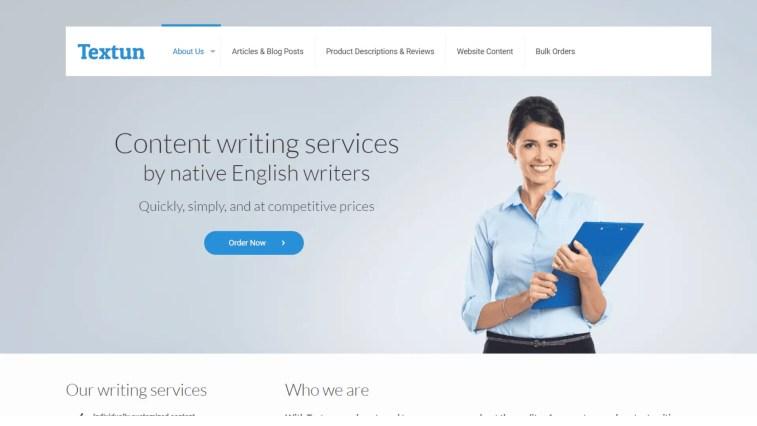 Textun - alternative to iWriter