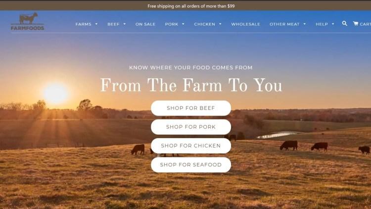 best food affiliate programs: Farm Foods
