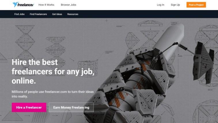 iWriter alternatives - Freelancer.com