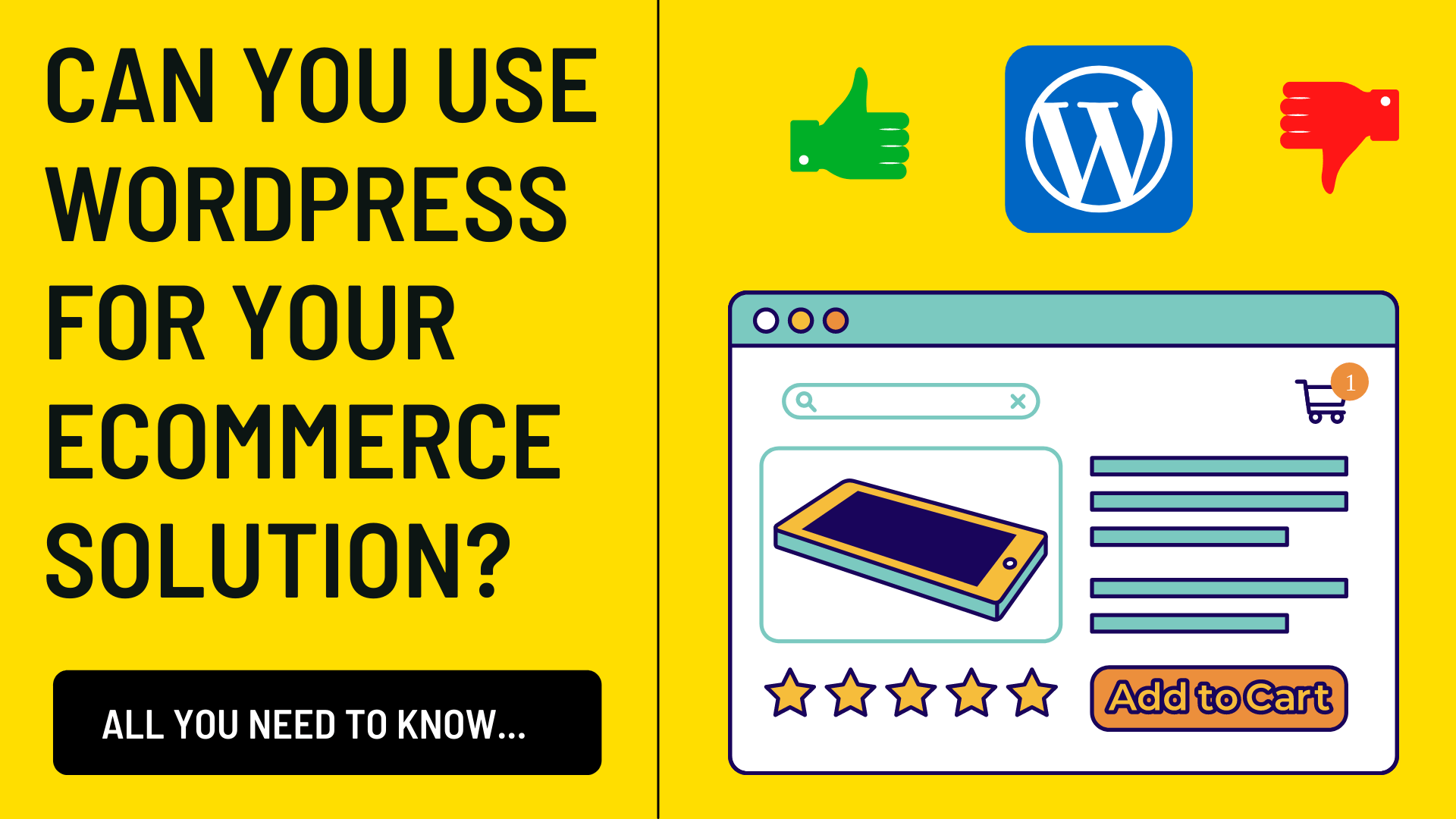Can WordPress be used for ecommerce_