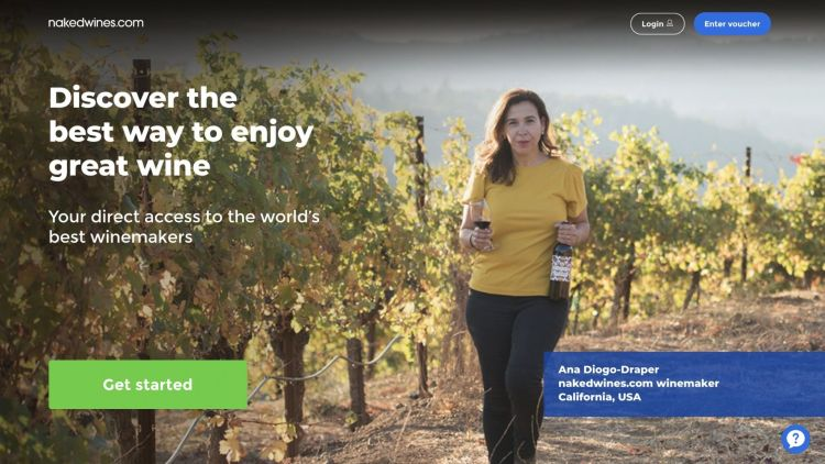 Naked Wines Affiliate Program